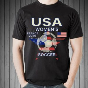 Awesome Star Usa Women's France 2019 Soccer shirt