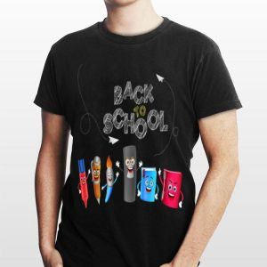 Back To Shool for Kids and Teacher 9 shirt