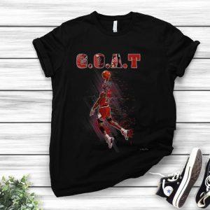 Basketball Chicago Jordan Legend GOAT Slam Dunk hoodie
