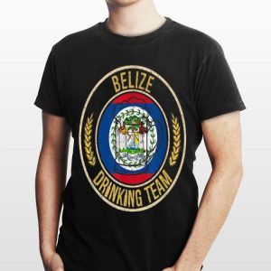 Beer Belize Drinking Team Casual shirt