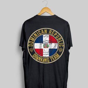 Beer Dominican Republic Drinking Team shirt