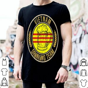 Beer Vietnam Drinking Team Casual shirt
