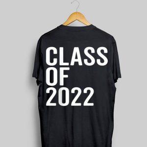Class Of 2022 Students Graduating shirt