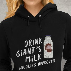 Drink Giants Milk Wildling Approved Game Of Throne Youth tee
