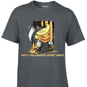 Original Halloween Trumpkin The Trump Reaper Holiday shirt