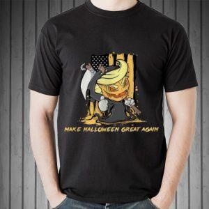 Original Halloween Trumpkin The Trump Reaper Holiday shirt