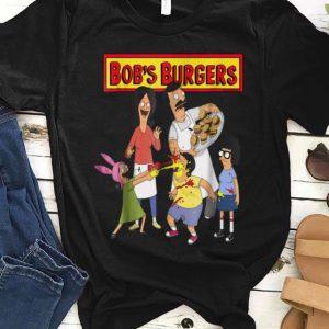 Premium Bob's Burger Family shirt