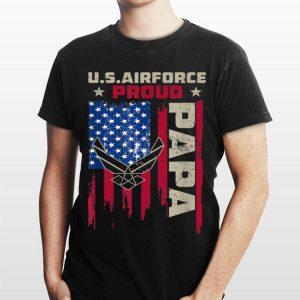 Proud Papa Us Air Force 2019 Usaf shirt