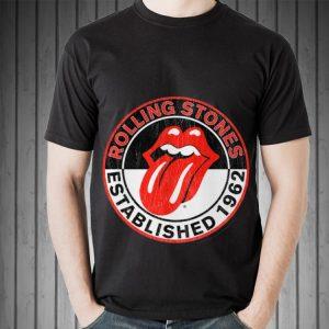 Rolling Stones Established 1962 Logo hoodie