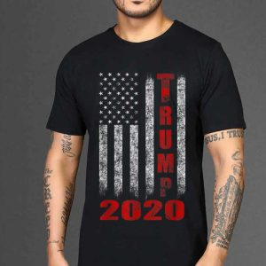 The best trend American Flag Trump 2020 shirt