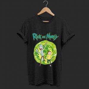 Wonderful Rick And Morty Portal shirt