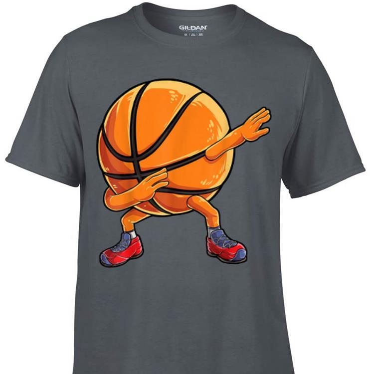 Awesome Dabbing Basketball Ball shirt 1 - Awesome Dabbing Basketball Ball shirt