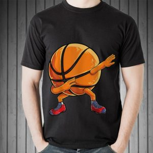 Awesome Dabbing Basketball Ball shirt 1