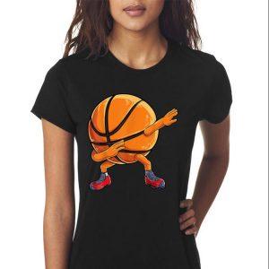 Awesome Dabbing Basketball Ball shirt 2