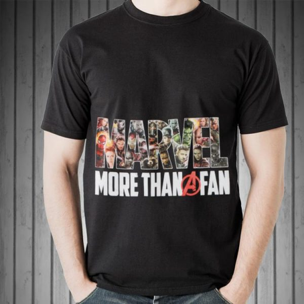 Awesome Marvel Studios Movie Tour shirt