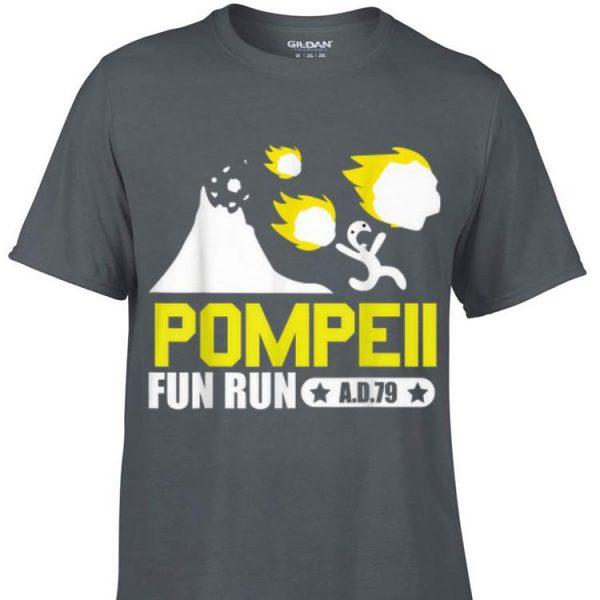 Awesome Pompeii Fun Run AD79 shirt