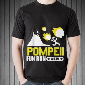 Awesome Pompeii Fun Run AD79 shirt 1