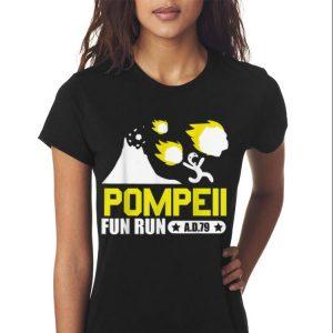 Awesome Pompeii Fun Run AD79 shirt 2