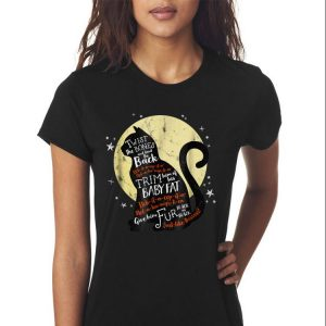 Awesome Thackery Binx Cat Twist The Bones And Bend The Back shirt 2