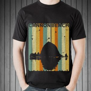 Awesome Vintage Cannon Beach shirt