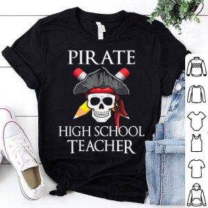 Funny High School Teacher Halloween Party Costume Gift shirt