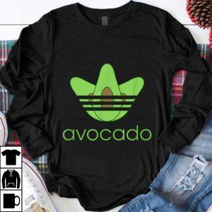 Funny adidas avocado shirt