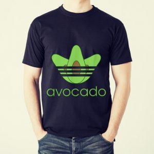 Funny adidas avocado shirt 1