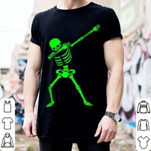 Hot Dabbing Skeleton - Halloween Human Skeleton shirt