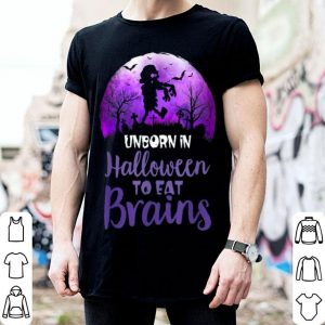 Nice 50th Anniversary Unborn In Halloween Of '69 Zombie shirt