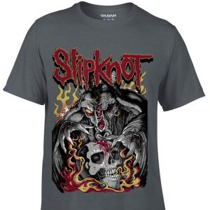 Slipknot Brain Reaper Skull Horror sweater