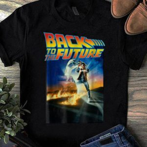 Top Back To the Future Movie shirt