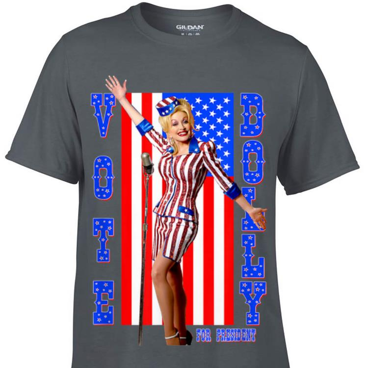 Top Dolly Parton For President American Flag guy tee 1 - Top Dolly Parton For President American Flag guy tee