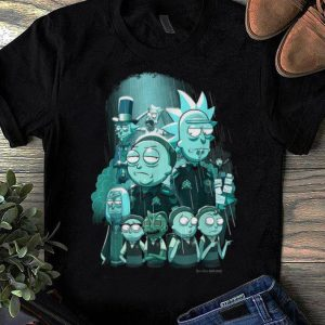 Top Rick and Morty Tales From The Citadel shirt
