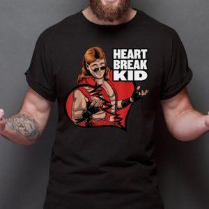 Top WWE Shawn Michaels Heart Break Kid Graphic shirt