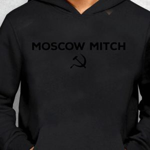 McConnell Russia  Moscow Mitch shirt