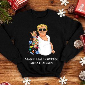 Awesome Trump Bae Funny Halloween Candy Salt shirt