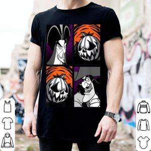 Beautiful Disney Halloween Villains shirt
