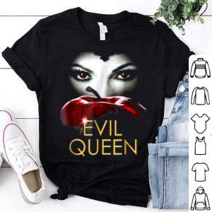 Beautiful Evil Queen Apple - Funny Halloween Costume shirt