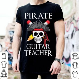 Guitar Teacher Halloween Party Costume shirt