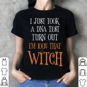 I'm 100 Percent With That Witch Halloween shirt