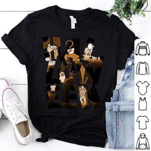 Original Disney Halloween Villains shirt