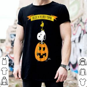 Peanuts Halloween Believe shirt