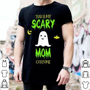 Premium This Is My Scary Mom Costume Halloween shirt