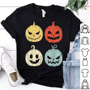 Vintage Halloween Pumpkin, Pumpkin Costume Idea shirt
