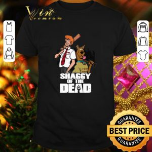 Awesome Scooby-Doo Shaggy of the dead shirt