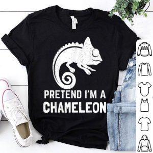 Beautiful Chameleon Halloween Costume Funny Gift Men Women shirt