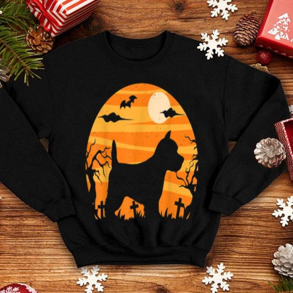 Beautiful Westie Mom Halloween Costume Funny Gift Women Men shirt