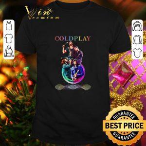 Cheap Coldplay 2012 Visual Art shirt