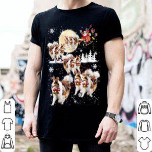 Funny Sheltie Reindeer Christmas - Nice Dog shirt