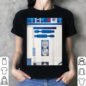 Hot Star Wars R2-D2 Halloween Costume shirt